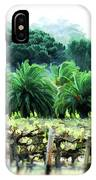 Vino Palmetto IPhone Case