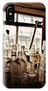 Vintage Bottle IPhone Case