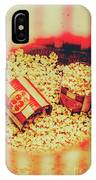 Vintage Carnival Snack Booth IPhone Case