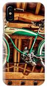 Vintage Cicycle IPhone Case