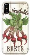 Vintage Fresh Vegetables 1 IPhone Case