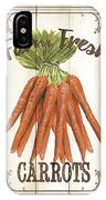 Vintage Fresh Vegetables 3 IPhone Case