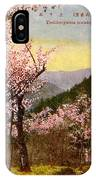 Vintage Japanese Art 14 IPhone Case