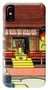 Vintage Japanese Art 2 IPhone Case