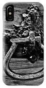 Vintage Metal Handle IPhone Case