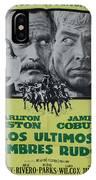 Vintage Movie Poster 6 IPhone Case