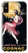 Vintage Poster Cognac Monnet, 1927 IPhone Case