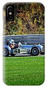Vintage Racer 61 IPhone Case