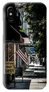 Vintage Street View IPhone Case