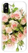 Bouquet Of Garden Roses IPhone Case