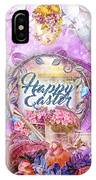 Violet Easter IPhone Case