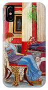 Violin Admirer IPhone Case