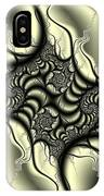 Viral Spiral Flagella IPhone Case