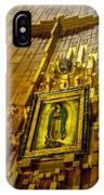 Virgen De Guadalupe 10 IPhone Case