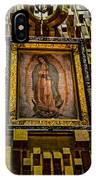 Virgen De Guadalupe 6 IPhone Case