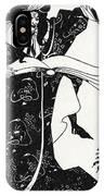 Virgilius The Sorcerer IPhone Case