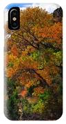 Virgin River Triptych Right Panel IPhone Case