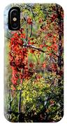 Virginia Creeper IPhone Case
