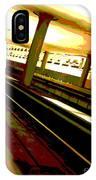 Virginia Square Metro I IPhone Case