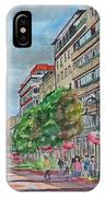 Vishoshka Street IPhone Case