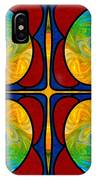 Visions Of Bliss And Abstract Artwork By Omaste Witkowski IPhone Case