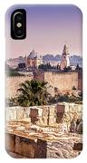 Vista From The Parapet IPhone Case