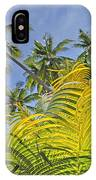 Viti Levu, Coral Coast IPhone Case