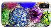 Vitreous Flora IPhone Case