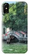 Vizcaya Bridge IPhone Case