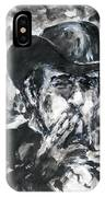 Vladimir Staer, Portrait IPhone Case