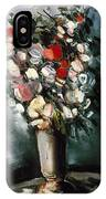 Vlaminck: Summer Bouquet IPhone Case