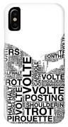 Volte IPhone Case