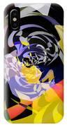 Vortice 1 IPhone Case