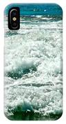 Wading For A Sign IPhone Case