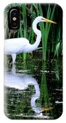 Wading For Food IPhone Case
