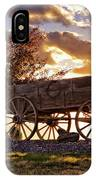 Wagon Hdr IPhone Case