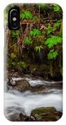 Wahkenna Creek IPhone Case
