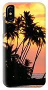 Wailua Bay, View IPhone Case