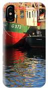 Waiting At The Dock IPhone Case