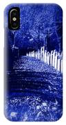 Waking In The Night IPhone Case
