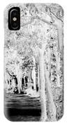 Walk In The Dark IPhone X Case