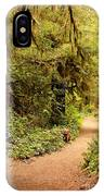 Walk Into The Forest IPhone Case