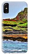 Walking The Causeway IPhone Case by Beauty For God
