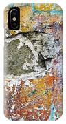 Wall Abstract 196 IPhone Case