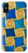 Wall Decoration From The Temple Of Amun At Malqata IPhone Case