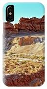Wall Of Goblins In Carmel Canyon Trail In Goblin Valley State Park, Utah IPhone Case