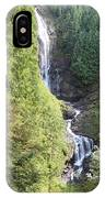 Wallace Falls IPhone Case