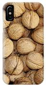 Walnuts IPhone Case