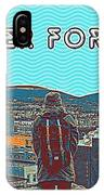Wander For A Bit 2 IPhone Case
