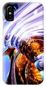 Wandering Helix Abstract IPhone Case